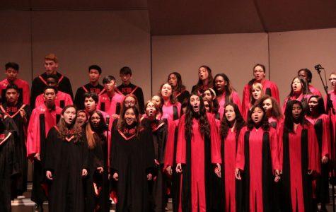 Spring Choir Concert 2020