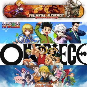 Top 5 Anime to Watch on Netflix