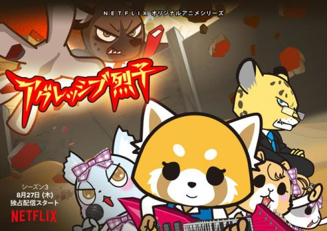 "Sanrio's ""Aggretsuko"" Returns with Season 3"