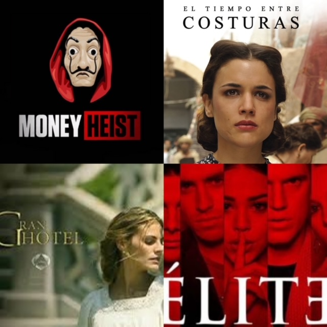 Top 5 Spanish Soap Operas