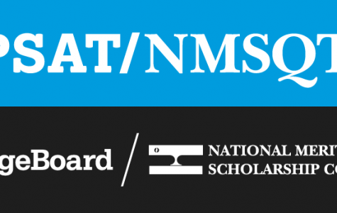 National Merit Scholarship Corporation Logo in partnership with Collegeboard and the PSAT/NMSQT®