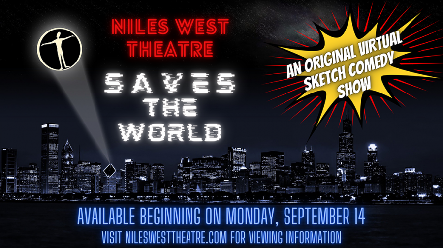 Niles West Theatre Saves the World This Monday