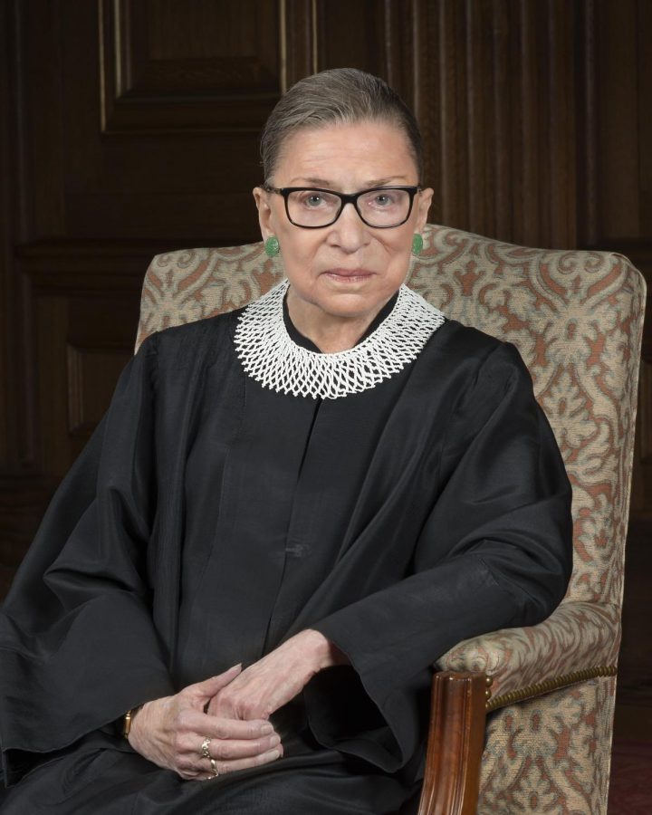 In Memory of Ruth Bader Ginsburg