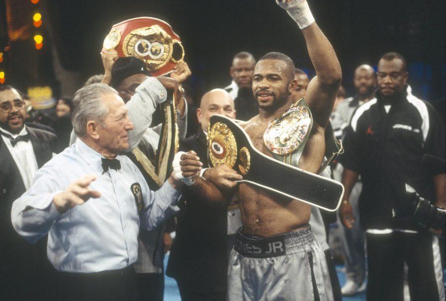 Mike Tyson Vs. Roy Jones Jr. on November 28