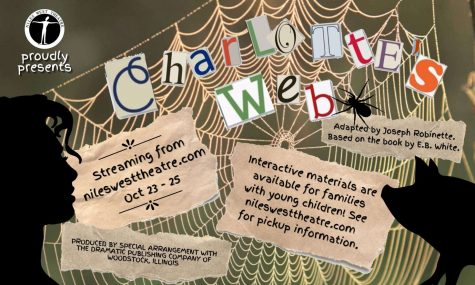 "Niles West Theatre Comes Back With a Bang Featuring ""Charlotte's Web"""