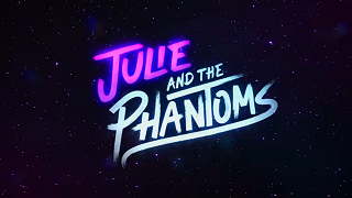 The band and show logo for Julie and the Phantoms.