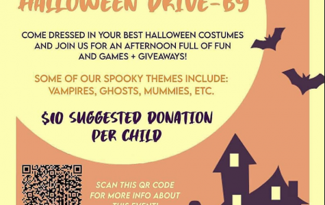 Dance Marathon Presents A Spooktacular Halloween Drive-By