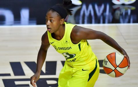 Jewell Loyd Makes Her Way to the WNBA Finals