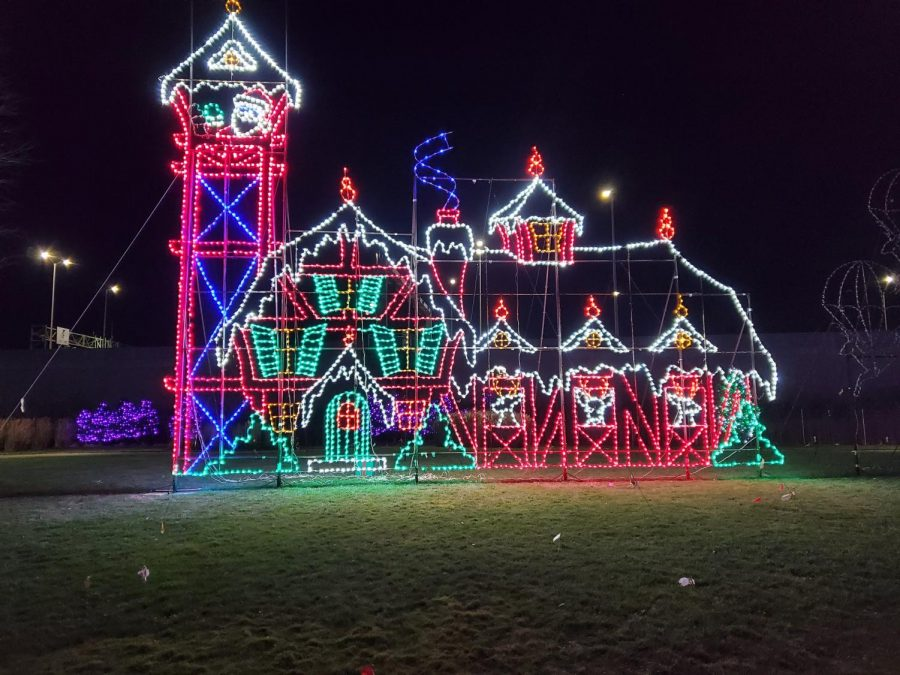 Rosemont Christmas Lights: A Holiday Special