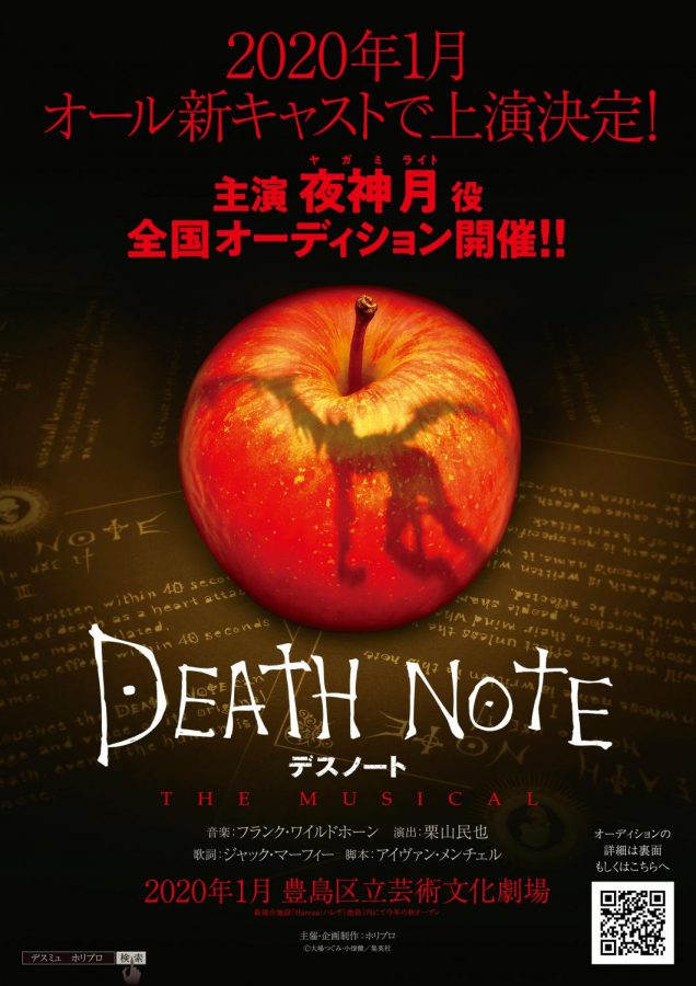 Top 5 Songs from the Death Note Musical