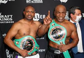 Legends Mike Tyson and Roy Jones Jr. Return to the Ring