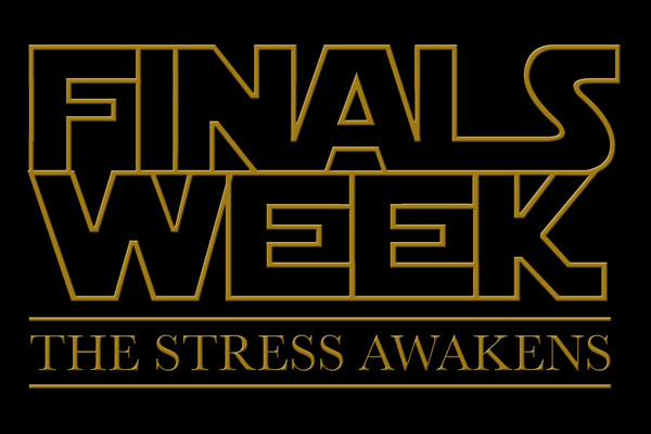 Finals Week Star Wars Graphic