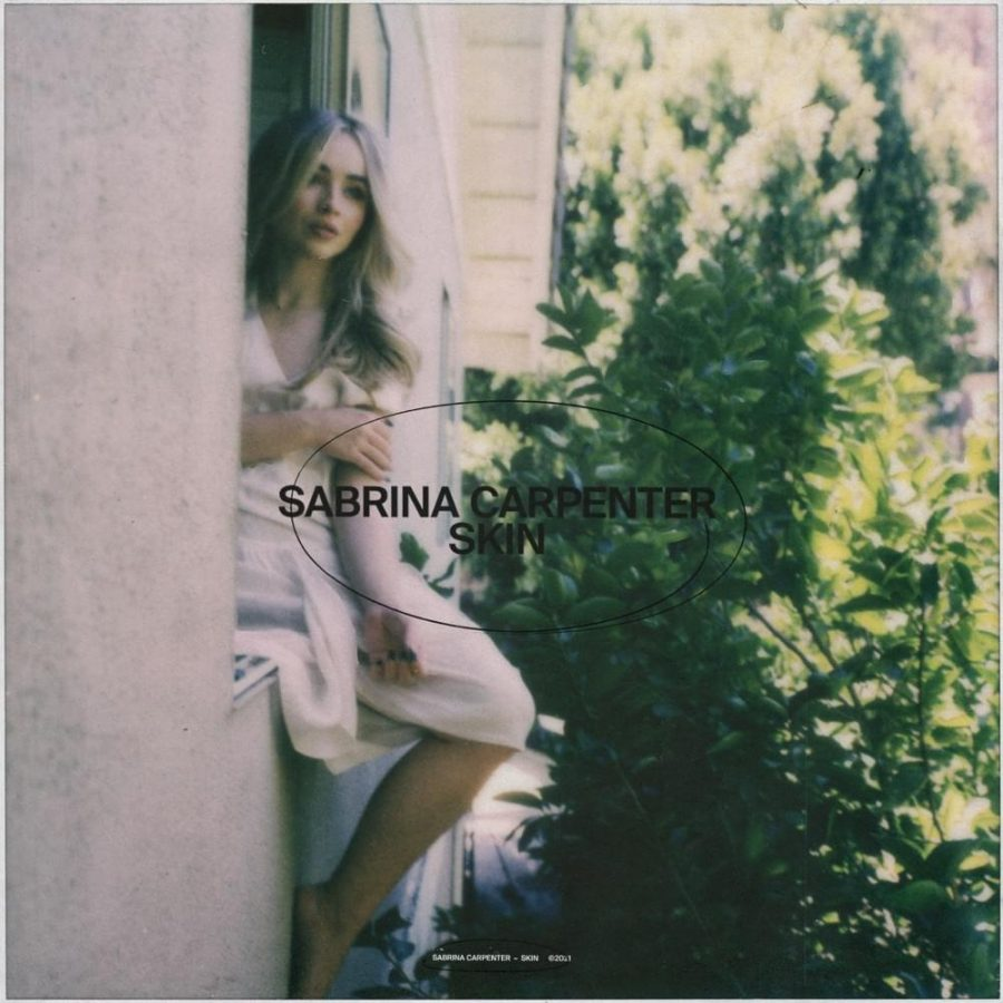 Music+video+art+for+Sabrina+Carpentar%27s+latest+single+released+on+Jan.+21.+2021.+