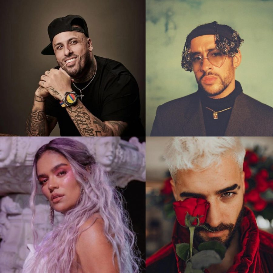 Top 5 Latino Artists to Listen To