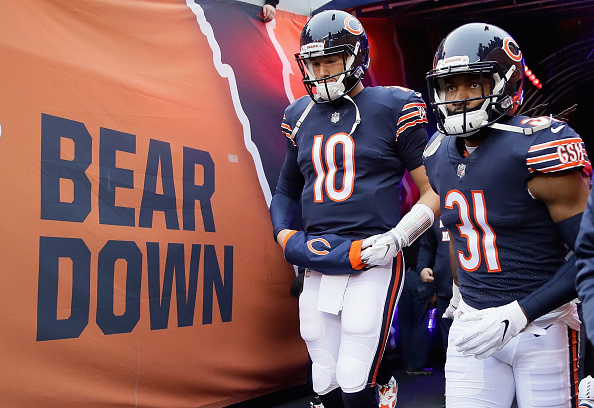 Bears Sneak Into Playoffs