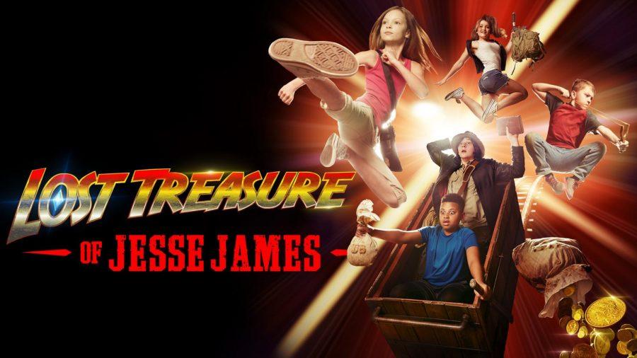 Lost Treasure of Jesse James: Not So Legendary