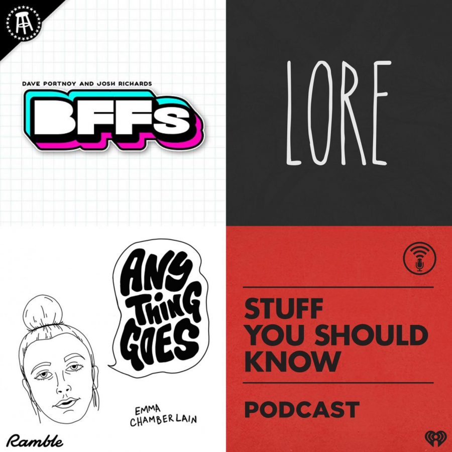 Top 5 Podcasts to Listen To