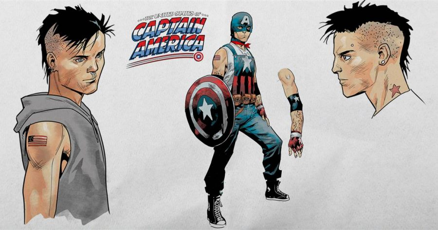 A New Era of Captain America