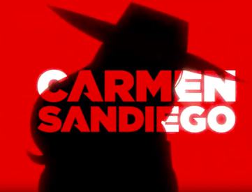 Carmen Sandiego: The Animated Series You and Your Family Can Enjoy