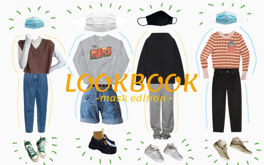2021 Mask Outfits Lookbook