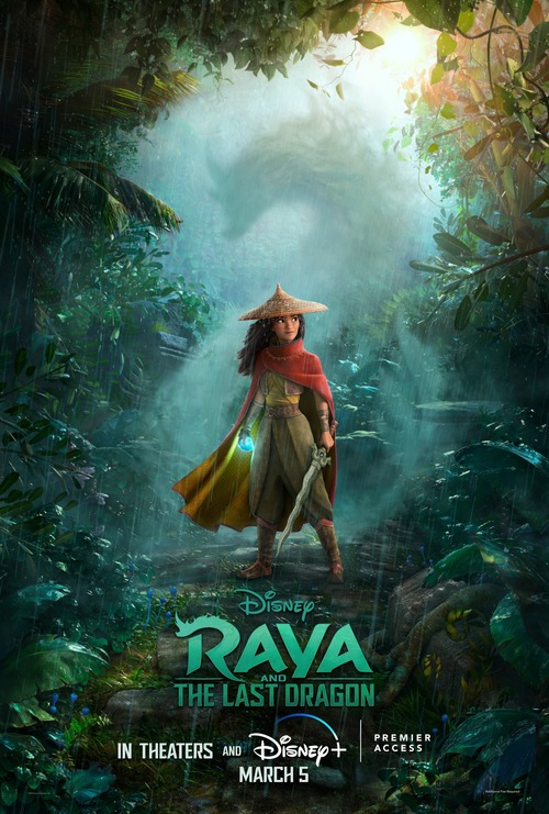 Raya and the Last Dragon: Yet Another Heartwarming Disney Film