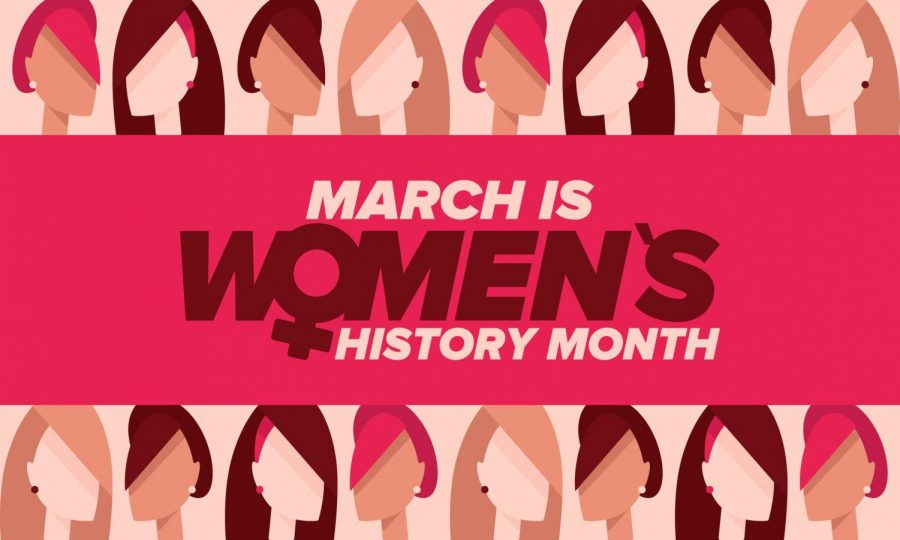 Celebrating International Women's Month