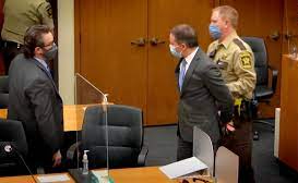 Derek Chauvin Found Guilty On All Counts Of Murder Of George Floyd