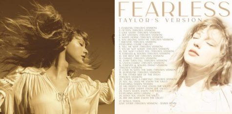 "Taylor Swift Releases First Re-Recorded Album: ""Fearless (Taylor's Version)"""