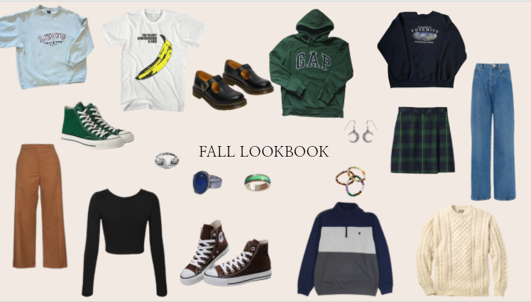 As fall begins use these ideas to find some outfits to wear this fall.