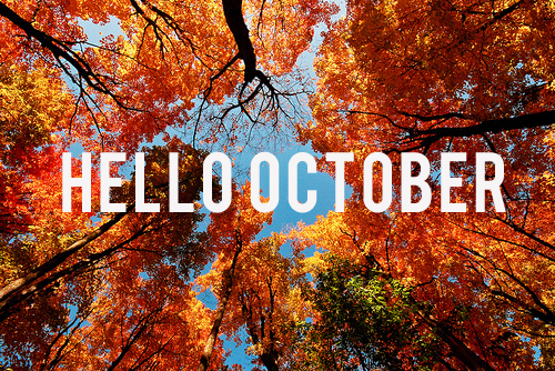 Whats Up, October?