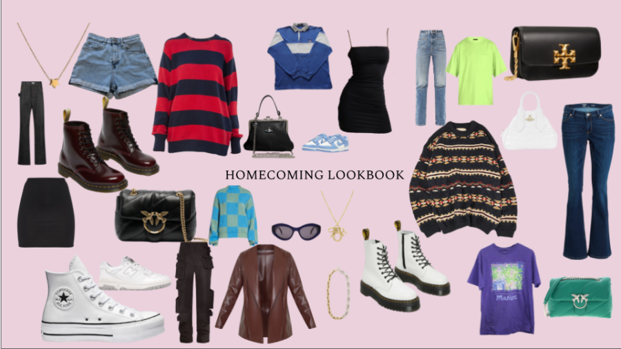 As homecoming approaches, its time to start planning some outfits.